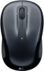 Logitech Wireless Mouse M325 [Light Silver]