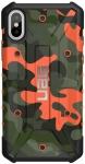 UAG Pathfinder/ Pathfinder Camo Case для iPhone X/Xs [Rust (IPHX-A-RC)]
