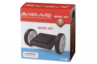 MagPlayer Конструктор Платформа на колесах 2 эл. (MPB-2)