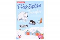 Scribble Down Перевідні наклейки - Північний полюс