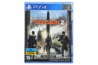 PlayStation Tom Clancy's The Division 2 [Blu-Ray диск]