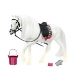 LORI Ігрова фігура - Білий кінь Камарілло