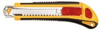 Topex 17B168 Нiж з лезом, що вiдламується, 18 мм, 3 леза