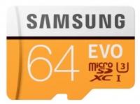 Samsung EVO Plus microSD C10 UHS-I [MB-MP64GA/APC]
