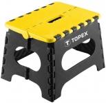 Topex Табурет складаний, до 150кг