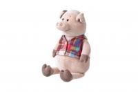 Same Toy Свинка в жилеті (35 см)
