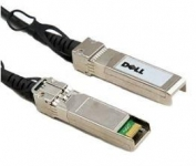Dell Networking, Cable, SFP+ to SFP+, 10GbE, Copper Twinax Direct Attach Cable, 3 Meter SFP+