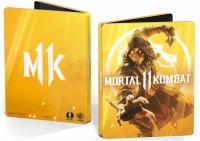 PlayStation Mortal Kombat 11 Steelbook Edition [Blu-Ray диск]