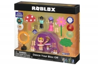 Jazwares Roblox Feature Environmental Set Dance Your Blox Off W3
