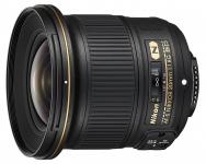 Nikon 20mm f/1.8G ED AF-S
