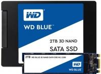 """WD SSD 2.5""""  Blue [WDS250G2B0A]"""