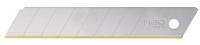Neo Tools 64-020 Леза змiннi, що вiдламуються, 18 мм, набiр 10 шт.