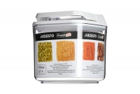 ARDESTO Контейнер для сипучих Fresh (вакуумний) [AR1307WP]