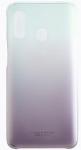 Samsung Gradation Cover для Galaxy A40 (A405F) [Black (EF-AA405CBEGRU)]