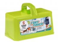 Same Toy Ігровий набір 2 в 1 - Fort Maker (зелений)