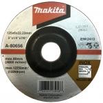 Makita Диск зачисний 125 мм 36N по нержавіючій сталі (A-80656)