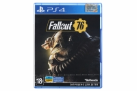 PlayStation Fallout 76 [Blu-Ray диск]