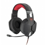 Trust GXT 322 Carus Gaming 3.5mm BLACK