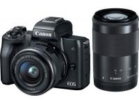 Canon EOS M50 + 15-45 IS STM Kit [+ 55-200 IS STM Black]