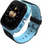 GoGPSme телефон-годинник з GPS трекером K12 [K12BL]