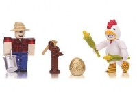 Roblox Ігрова колекційна фігурка Game Packs Chicken Simulator, набір 2 шт.