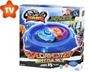 AULDEY Арена Infinity Nado комплект з двома дзиґами  Стандарт Небесний Вихор YW624301 та Вогняний Клинок YW624302 Special Edition