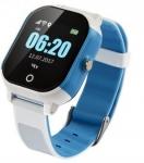 GoGPSme телефон-годинник з GPS трекером К23 [K23BLWH]