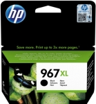 HP 967XL Extra High Yield Black Original Ink Cartridge