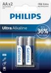 Philips Ultra Alkaline [LR6E2B/10]