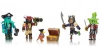 Jazwares Ігрова колекційна фігурка Roblox Mix & Match Set Pirate Showdown, набір 4 шт.