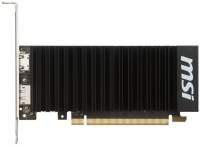 MSI GeForce GT1030 2GB DDR3 low profile OC silent