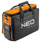 Neo Tools 84-308 Монтерська сумка, 17 кишень, жорстка конструкція, 3 головних відділи