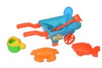 Same Toy Набір для гри з піском Блакитний (6 од.)