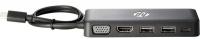 HP USB-C Travel HUB