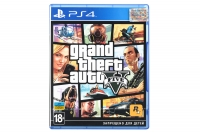 PlayStation Grand Theft Auto V [Blu-Ray диск]