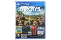 PlayStation Far Cry 5 [Blu-Ray диск]