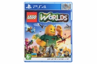 PlayStation LEGO Worlds [Blu-Ray диск]