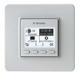 Teploceramic Терморегулятор Terneo PRO електронне управління, IP20, білий