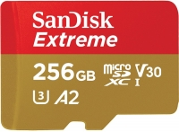 SanDisk Extreme A2 [SDSQXA1-256G-GN6MA]
