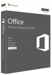 Microsoft Office Mac Home and Business 2016 [Office Mac Home and Business 2016 English 1PK Medialess P2]
