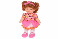 Baby's First Лялька  Molly Manners Чемна Моллі (брюнетка)