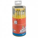 Top Tools 60H018 Набір свердел (метал/бетон/дерево), 18 шт.