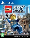 PlayStation LEGO CITY Undercover [Blu-Ray диск]