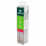 Verto 60H692 Свердло по бетону SDS Plus (бур), 6 x 160 мм, S4 x 10 шт.
