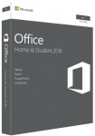 Microsoft Office Mac Home and Student 2016 [Office Mac Home and Student 2016 English Medialess P2]