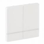 Legrand MyHomePlay Valena LIFE лицьова панель вимикача (білий колір) [для 752082]