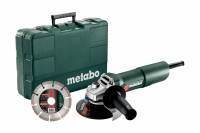 Metabo W 750-125 Set (603605510) кутова