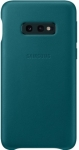 Samsung Leather Cover для Galaxy S10e (G970) [Green (EF-VG970LGEGRU)]