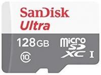 SanDisk Ultra microSDXC C10 UHS-I [SDSQUNS-128G-GN6MN]