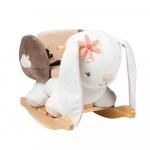 Крісло-гойдалка Кролик Мія